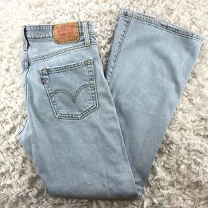 LEVI'S- 519 FLARE